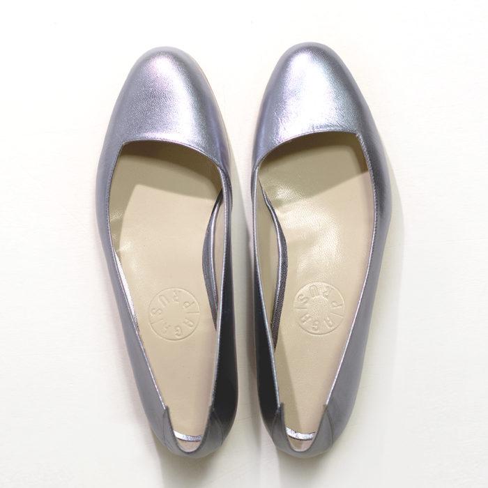 Baletki asymetryczne metallic