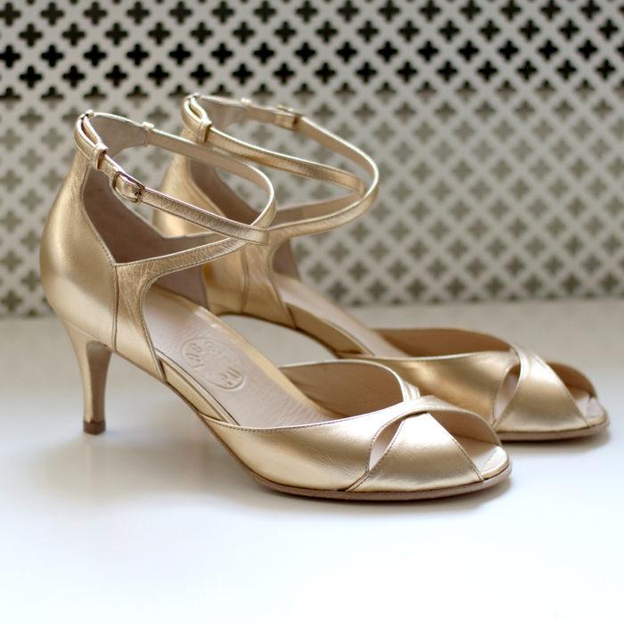 Sandały Aria na 5 cm