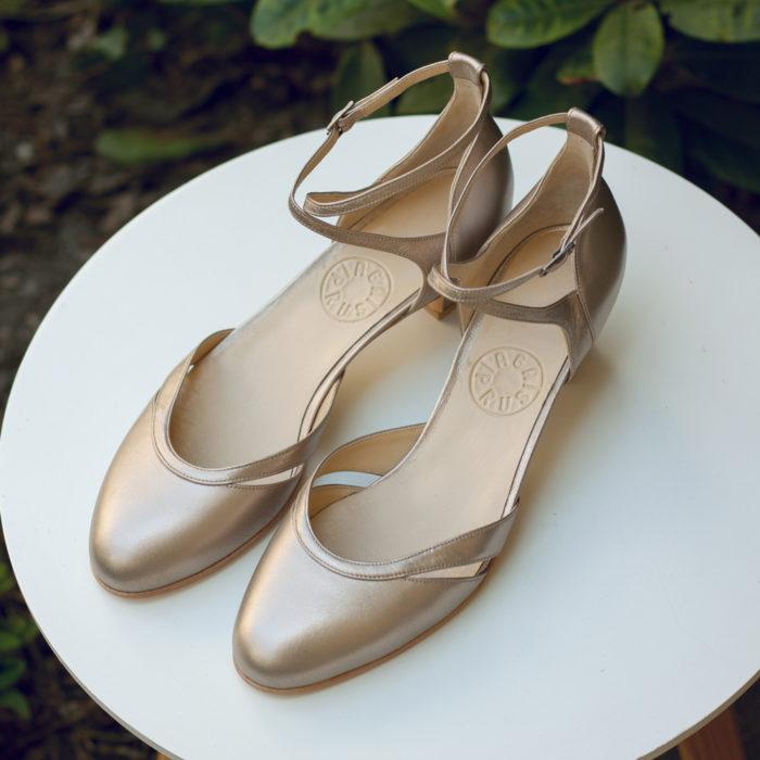 Sandałki Ami