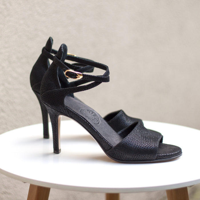 Wieczorowe sandały Quadro